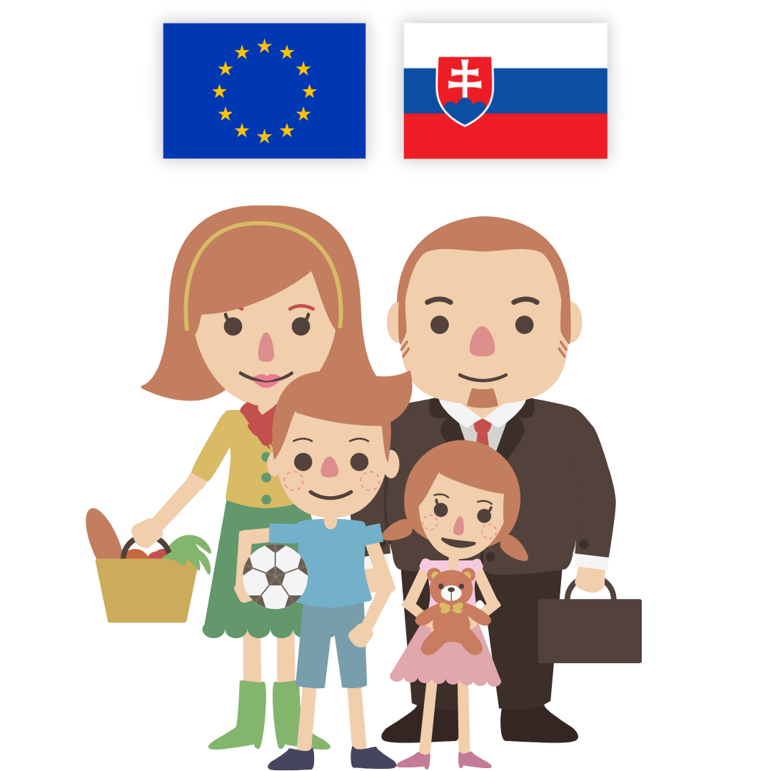 All services for residence permit in Slovakia