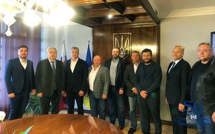 Подготовка к украино-словацкому бизнес форуму 2020