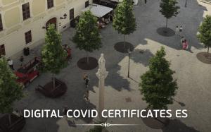 EU digital COVID certificates
